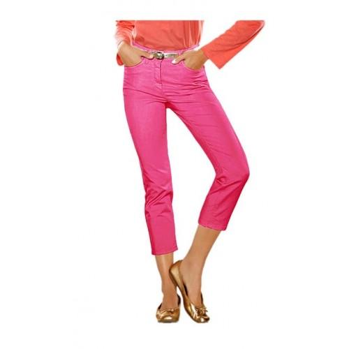 Strečové džínsy Gardeur - ružová - 34