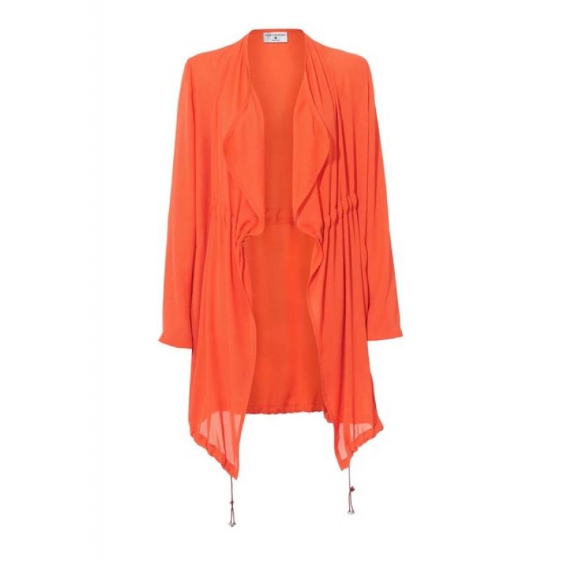 Bluzón-plášť Rick Cardona, oranžová