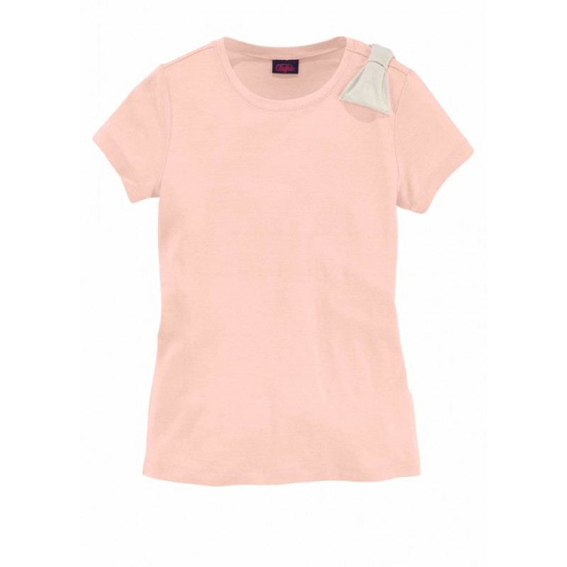 Dievčenské tričko BUFFALO, ružová