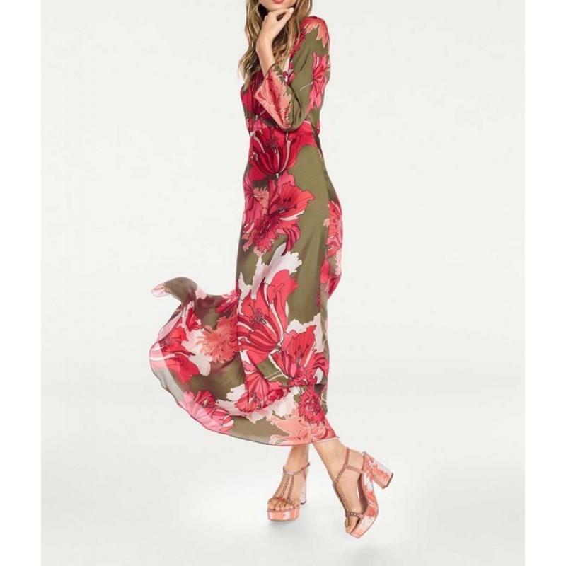 Maxi šaty Heine, farebné
