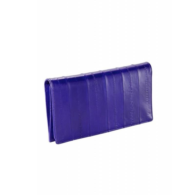 Kožená peňaženka PRATTEN, fialová