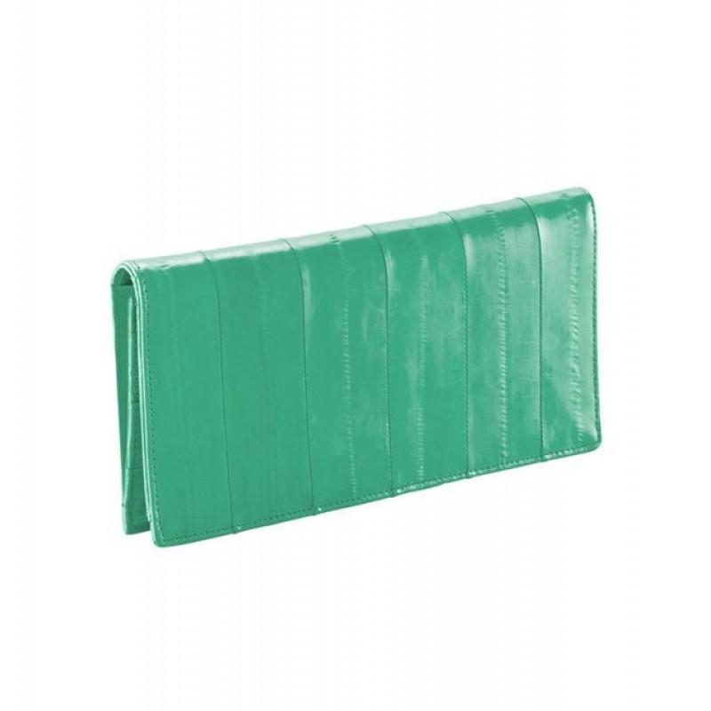 Kožená peňaženka PRATTEN, smaragdová