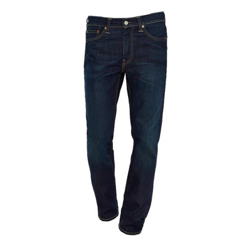 LEVI´S pánske džínsy, tmavo modré