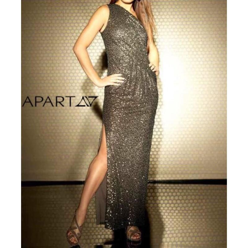 Extravagantné šaty s flitrami APART