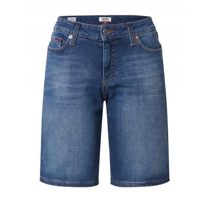 Tommy Jeans kraťasy, modrá