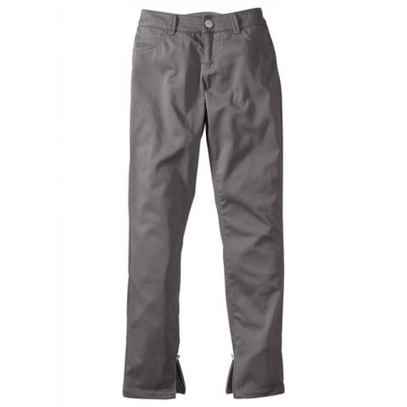 Dámske nohavice - šedá - 32
