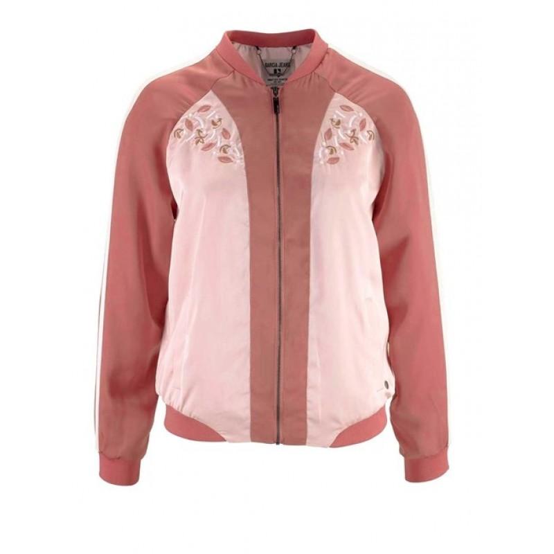 Bluzón Garcia, terakota-ružová