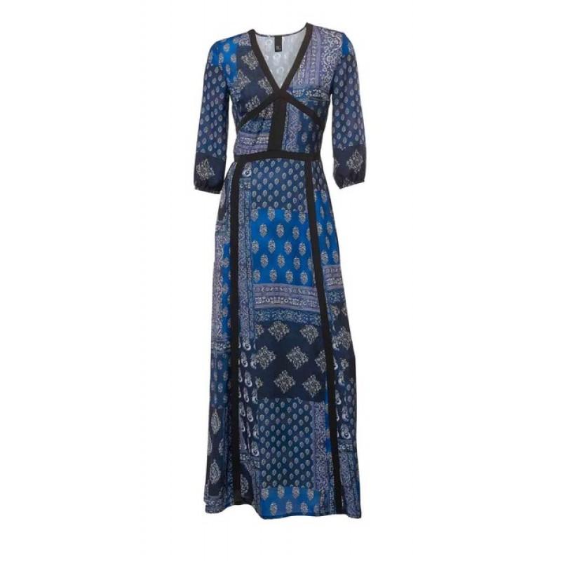 Maxi šaty Heine - Best Connections, modrá