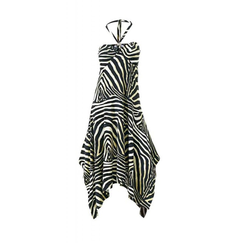 Asymetrické šaty s formujúcou spodničkou