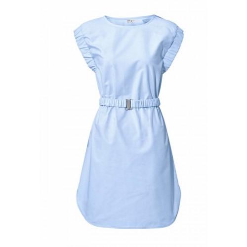 Svetlo-modré šaty Rick Cardona