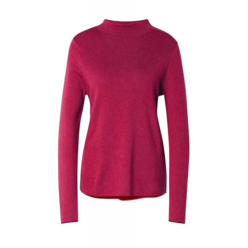 TOM TAILOR pulóver, ružová