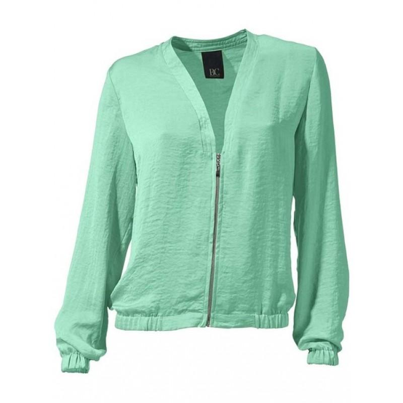 Ľahký zelenkavý bluzón HEINE - B.C. - mätová - 40