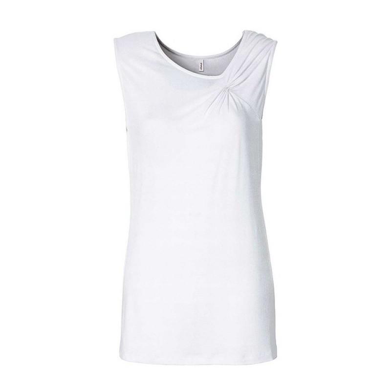 Elegantný biely top Sheego - biela - 40