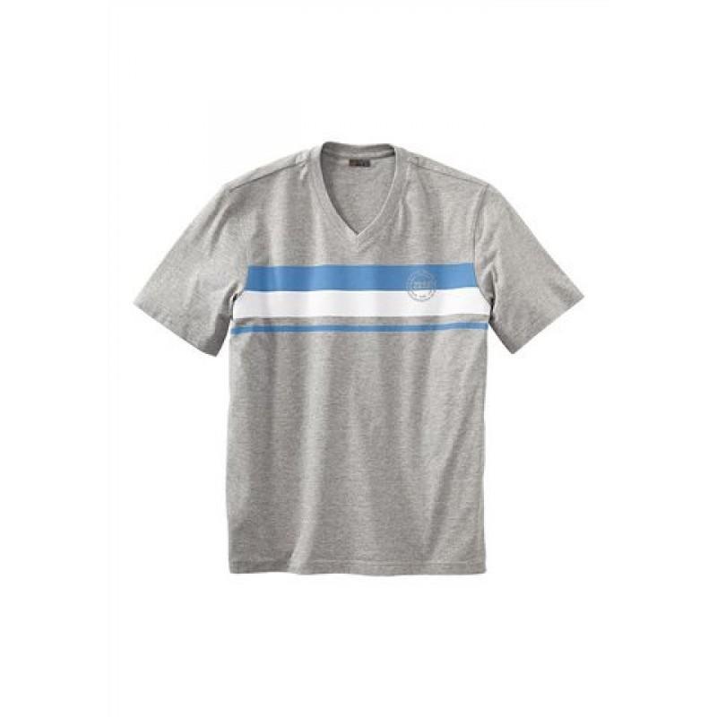Pánske tričko, sivé
