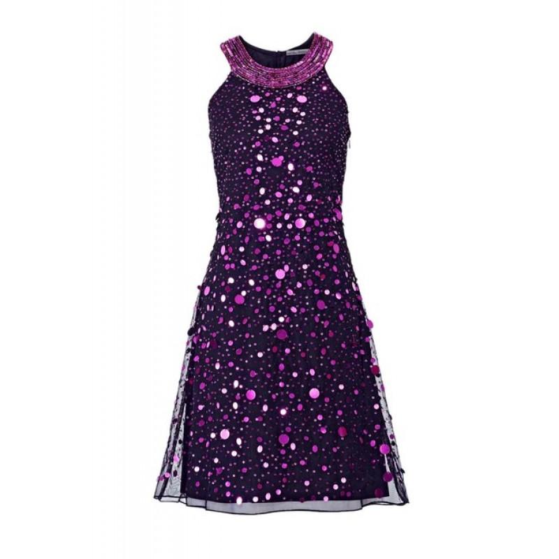 Flitrové šaty Ashley Brooke
