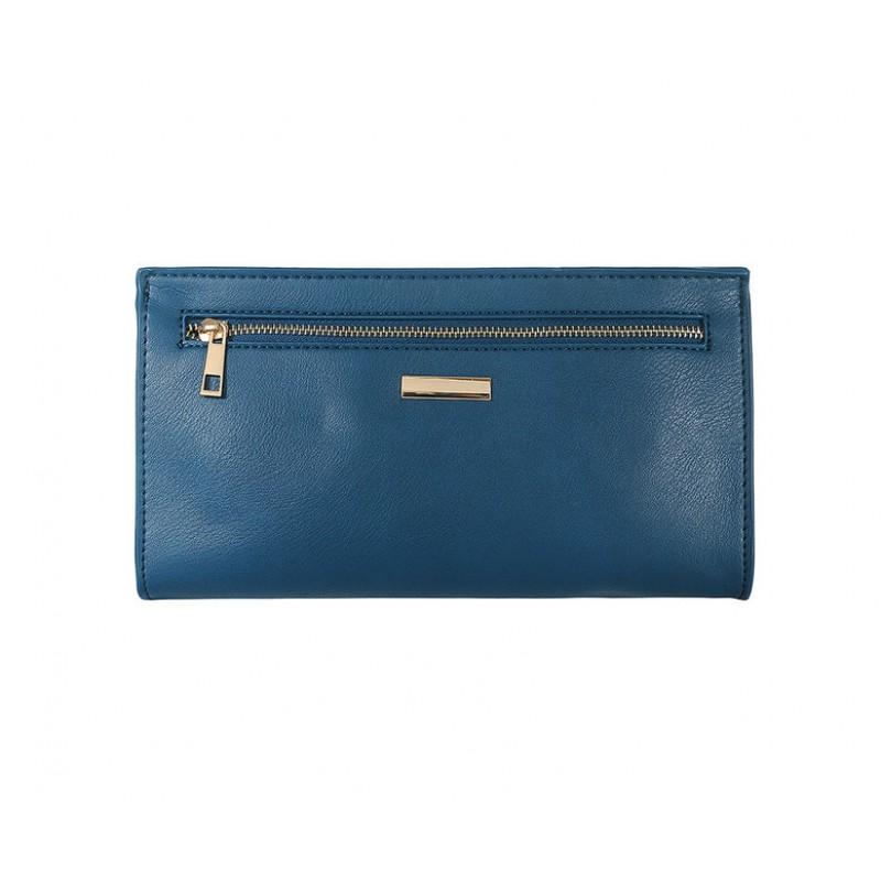 """Clutch"" kabelka, modrá"