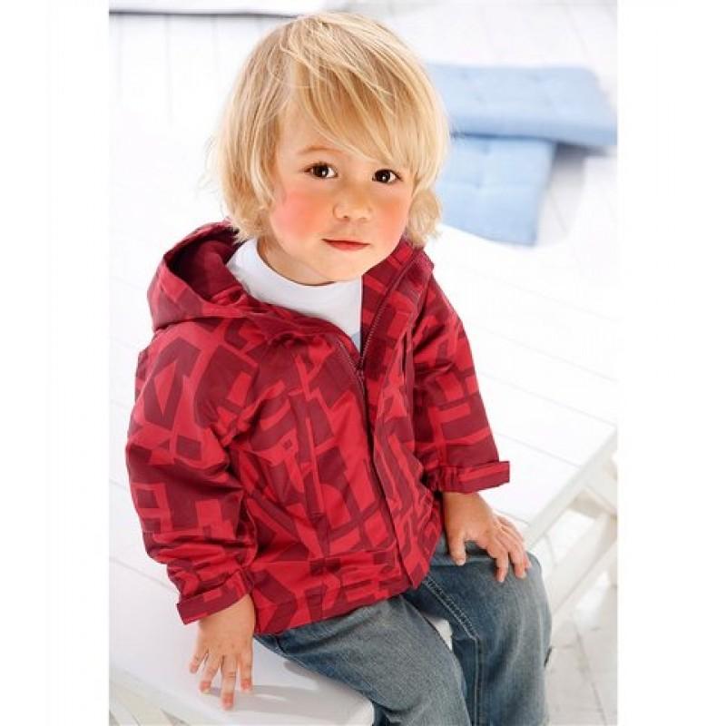 Detská vetruodolná bunda Klitzeklein