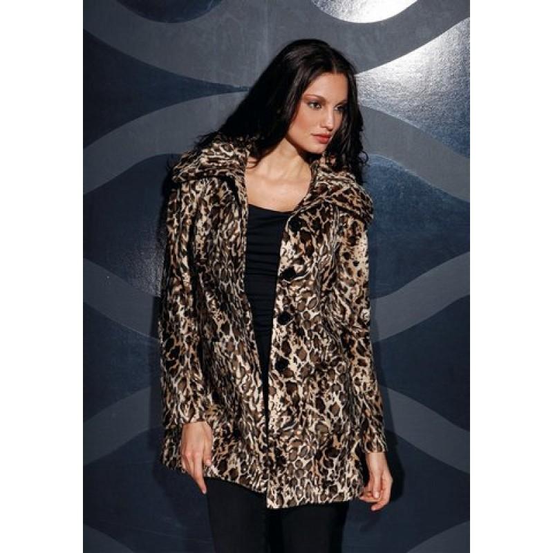 070ce381665b Leopardí kabátik Laura Scott - 34