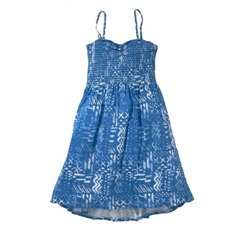 Billabong letné šaty, modro-biela