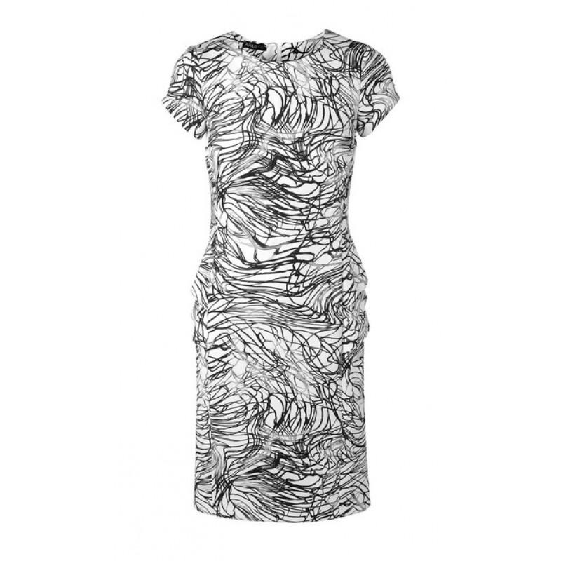 Elegantné šaty s volánom APART