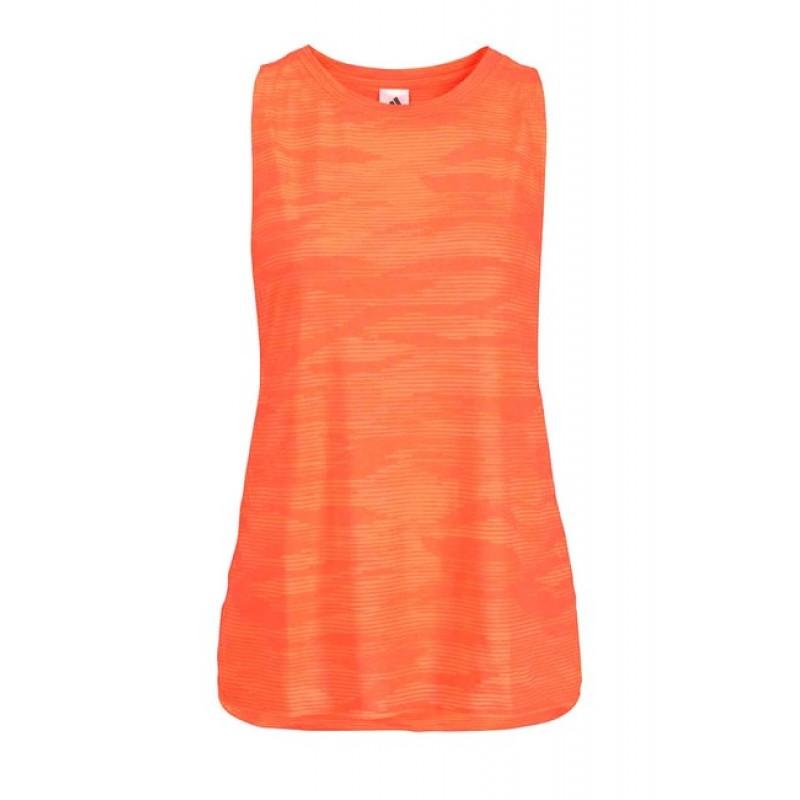 ADIDAS športové tielko, oranžová