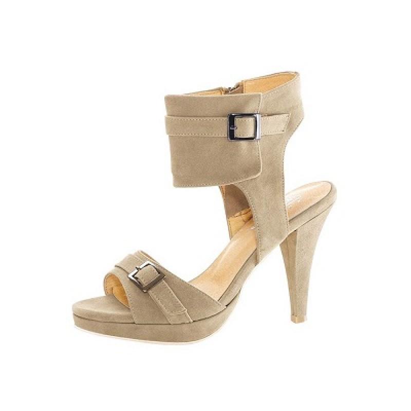 Extravagantné kožené topánky Andrea Conti