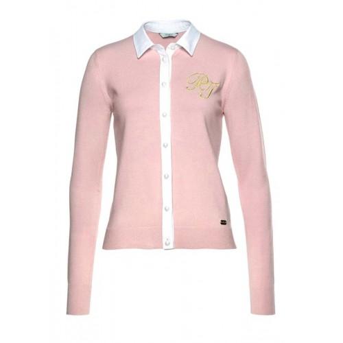 Tom Tailor elegantno-športový sveter, ružový