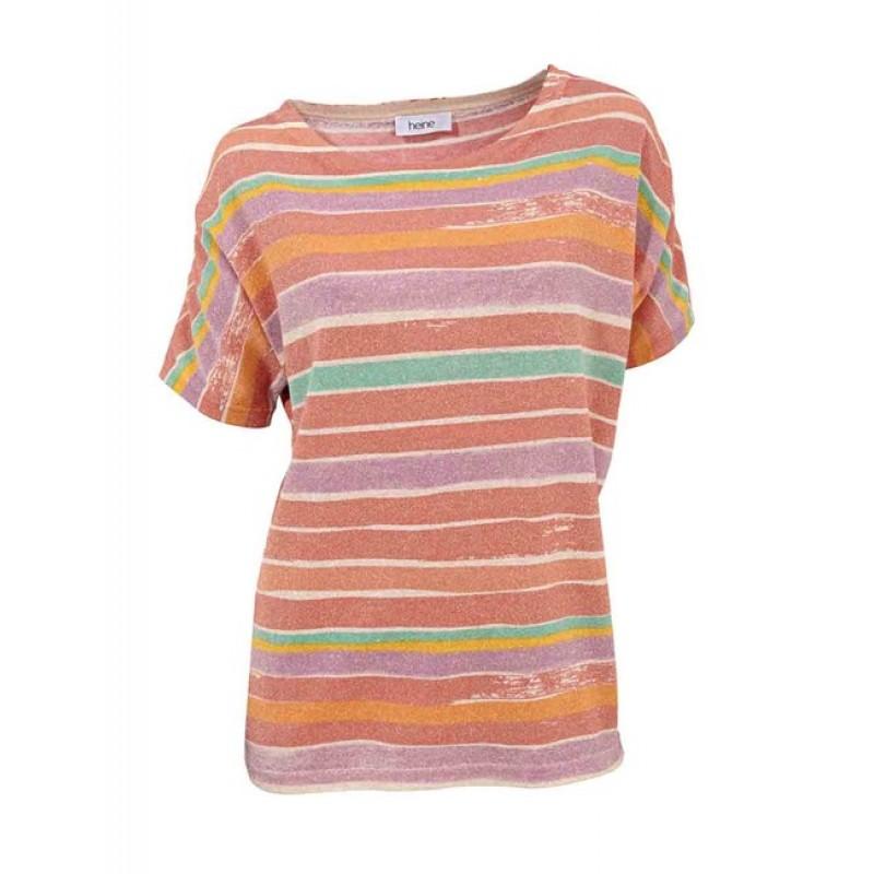 Neformálne tričko HEINE - multikolor - 34