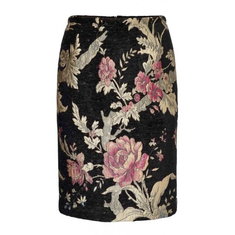 Žakarová sukňa Ashley Brooke