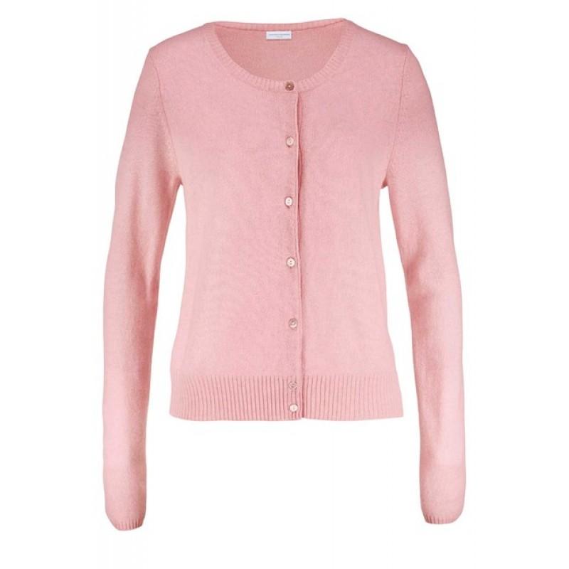 Guido Maria Kretschmer kašmírový sveter, ružová
