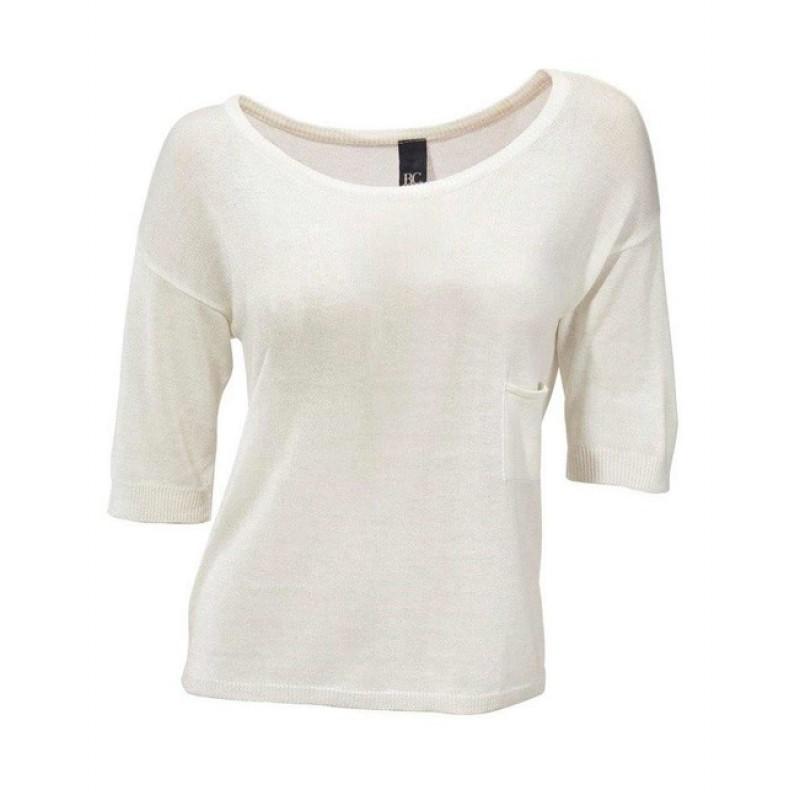 Biely pulóver HEINE