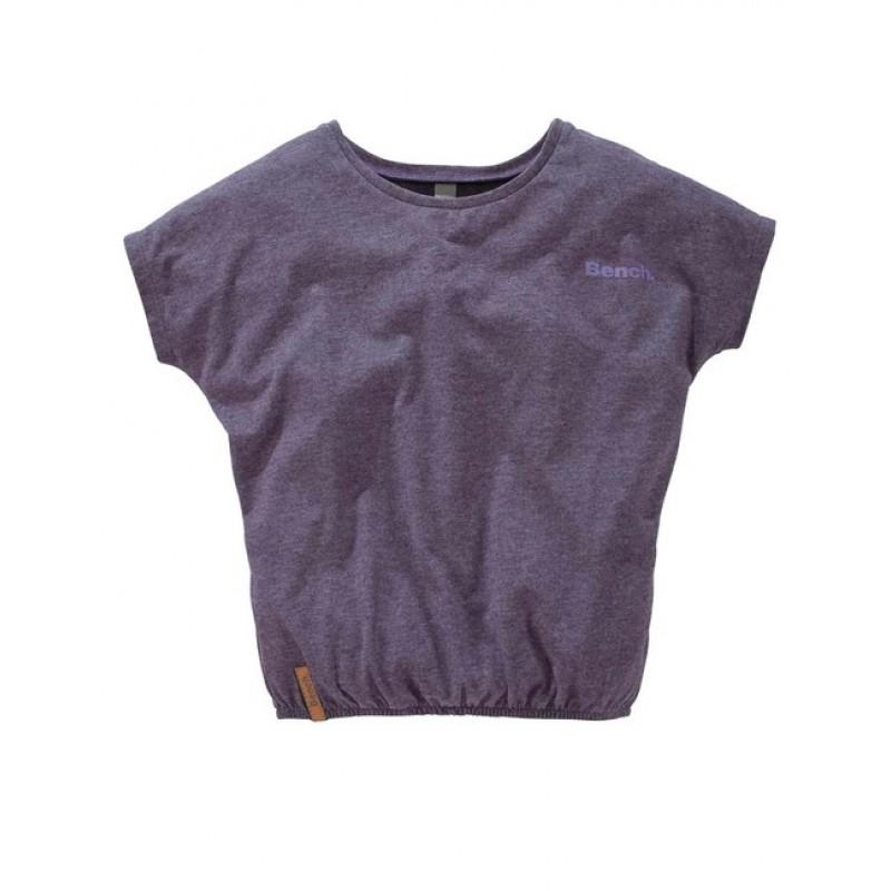Dievčenské tričko BENCH, fialová