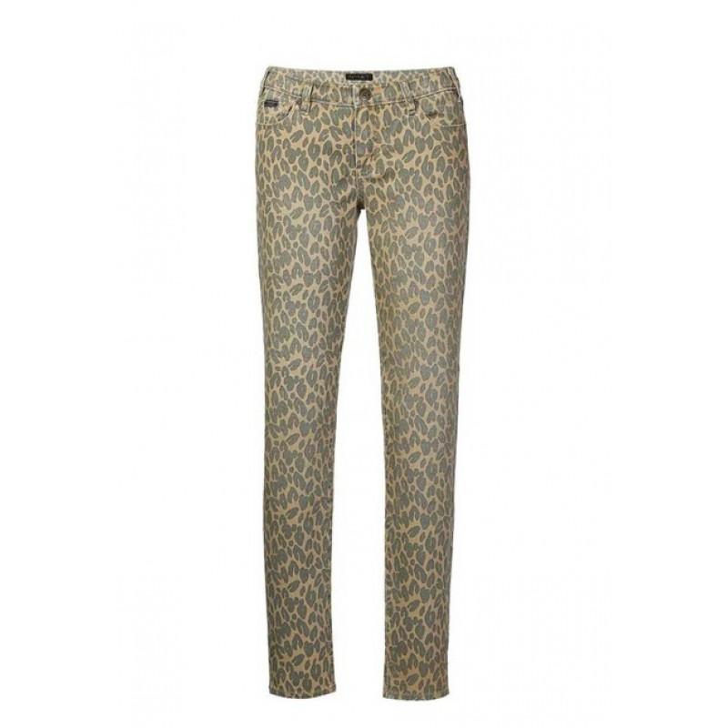 Dámske džínsy so vzorom APART