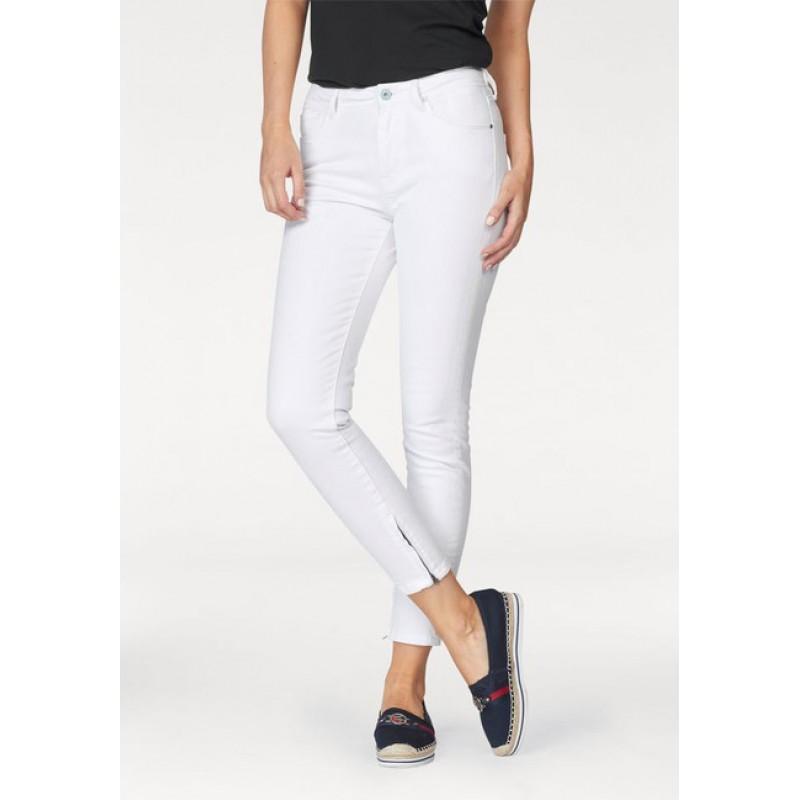 """""""Skinny"""" džínsy Pepe Jeans, 28 inch, biela"""
