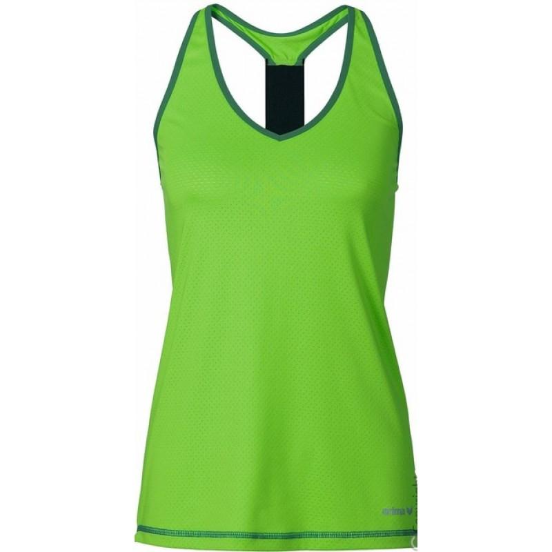Neónovo-zelený športový top ERIMA