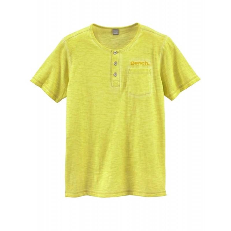 Detské tričko BENCH, žltá